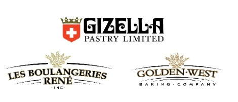 Gizella Pastry Ltd. Logo