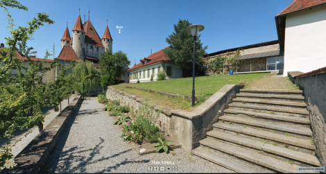 MySwitzerland 360 Panorama - Thun Schloss