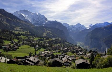 Jungfrau Region: Wengen